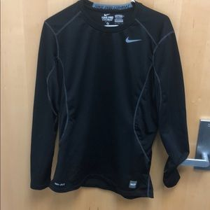 Nike Pro Combat long sleeve base layer
